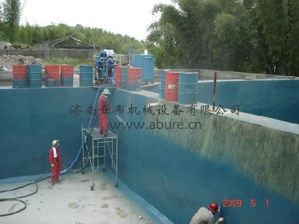污水池聚脲防腐