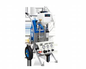 喷涂速凝橡胶沥青防水涂料设备:JHPK-R2013