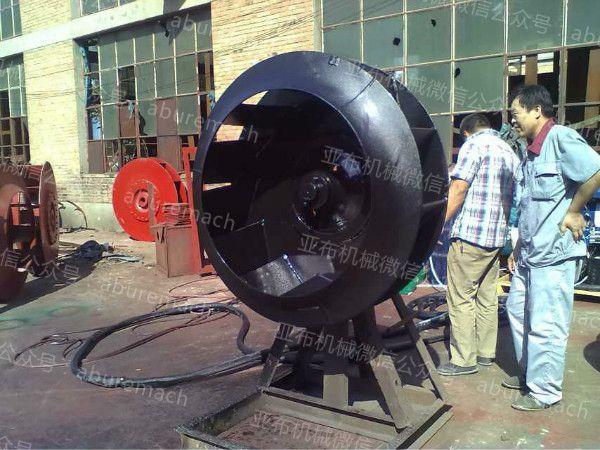 H3500型矿山机械聚脲耐磨防腐